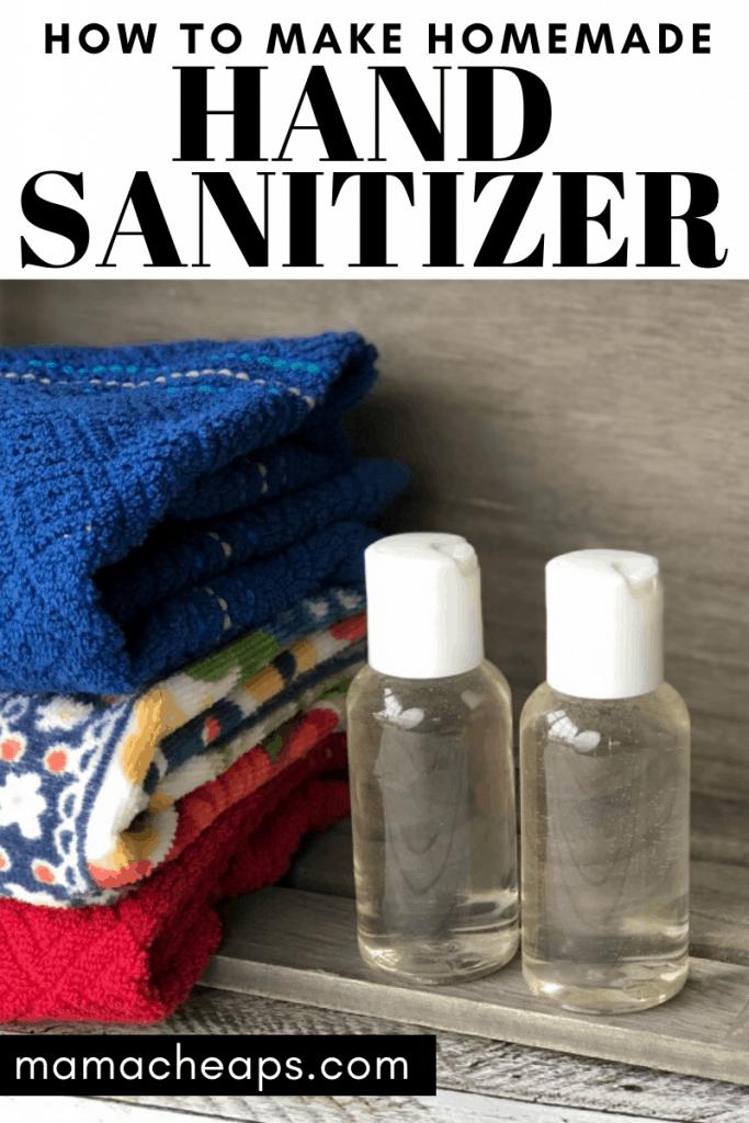 Hand Sanitizer PIN 1