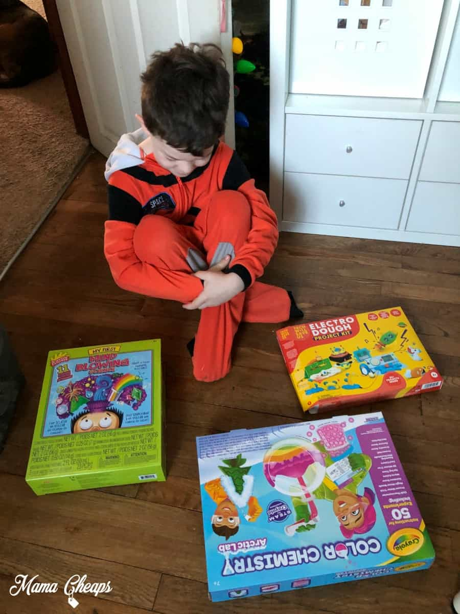 Landon stem toys