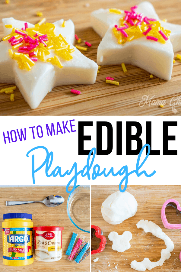 Edible Playdough PIN
