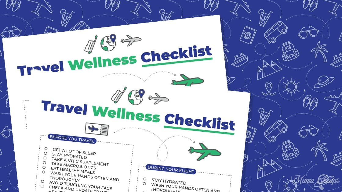 Travel Wellness Checklist MC