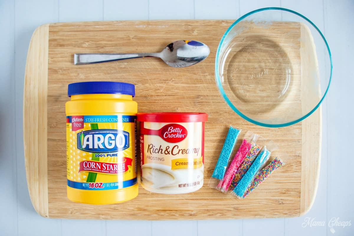 edible playdough ingredients