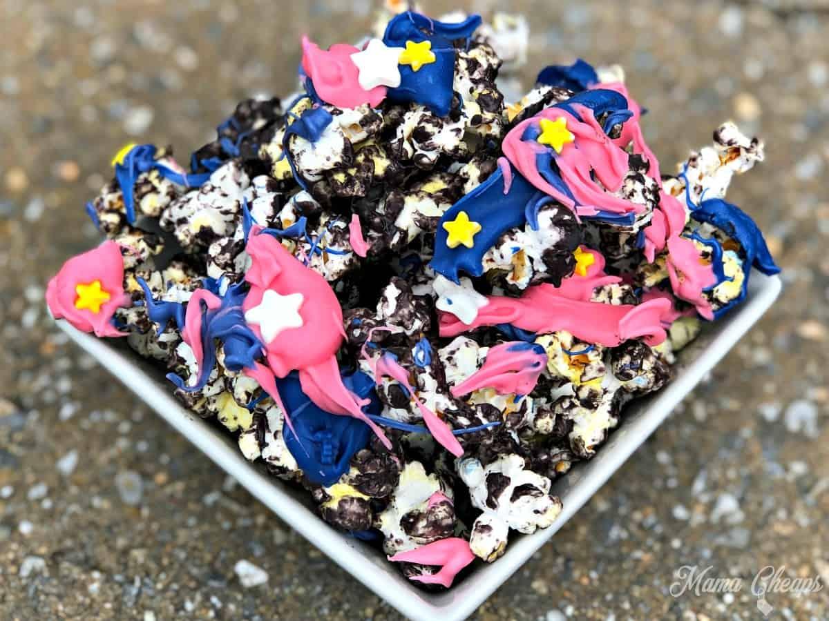 Galaxy Popcorn Recipe