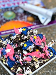 Galaxy Popcorn SPACE