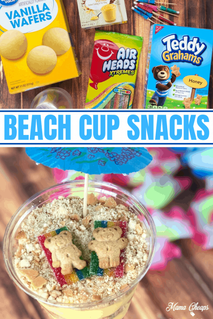 Pudding Beach Cups PIN