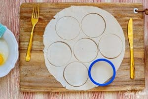 Cutting Circles in Dough