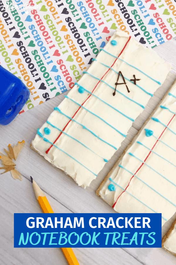 Graham Cracker Notebooks PIN
