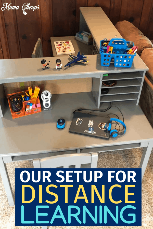 Kids Workstation for Distance Learning PIN