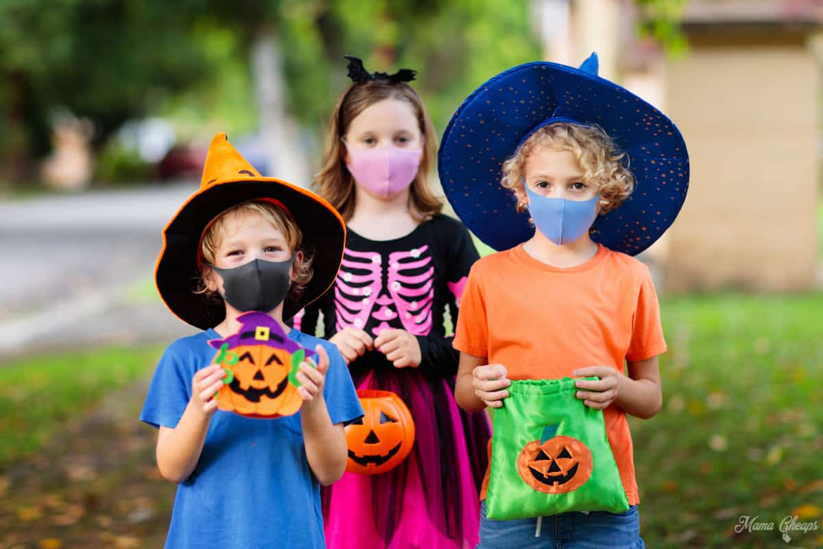 Alternatives to Trick or Treating Ideas