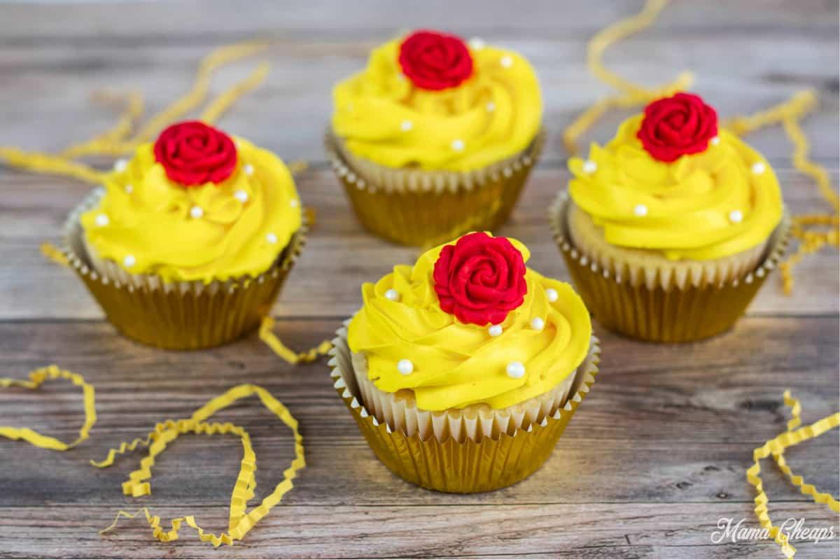Belle Cupcakes Final