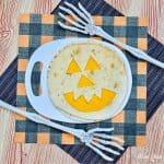 halloween quesadilla