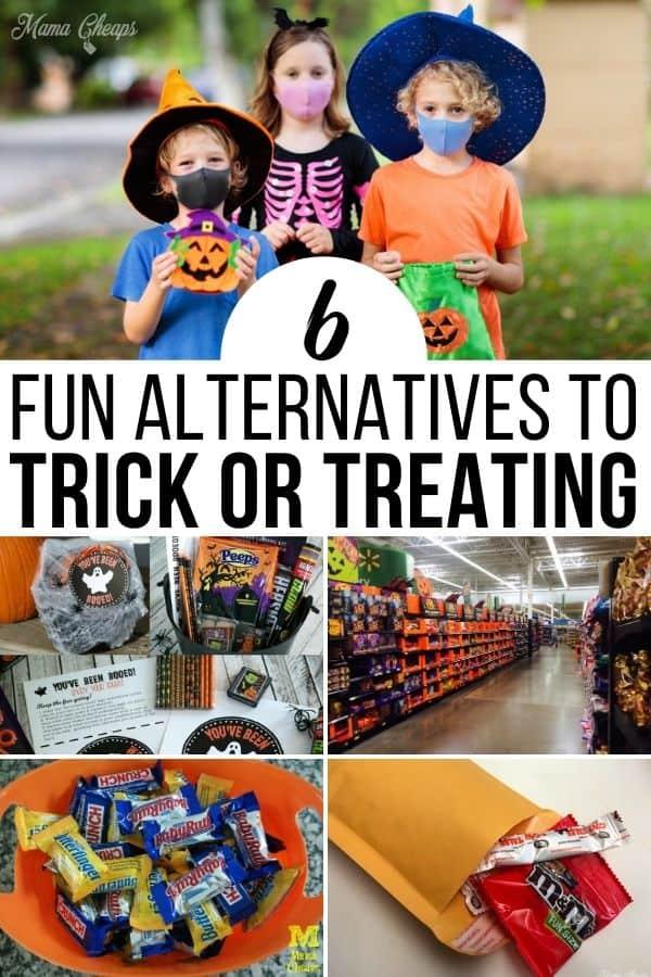 Trick or Treat Alternates PIN