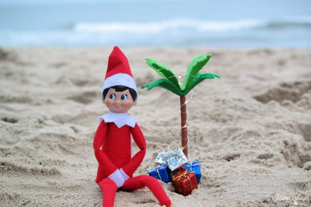 Elf on Beach HERO
