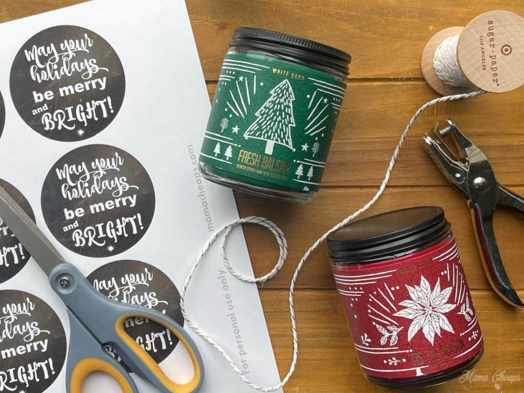 Candle Gift Supplies