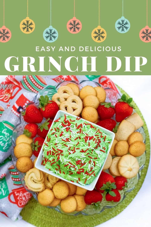 Grinch Dip PIN