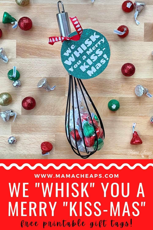We Whisk a Merry Kissmas PIN