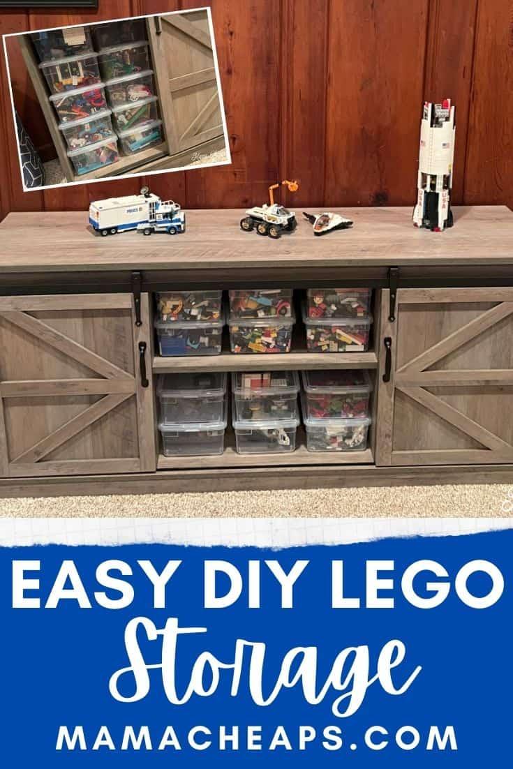 LEGO Storage Cabinet PIN