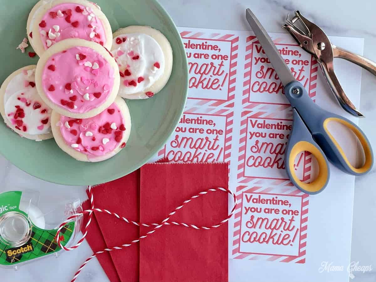 Smart Cookie Valentine Supplies