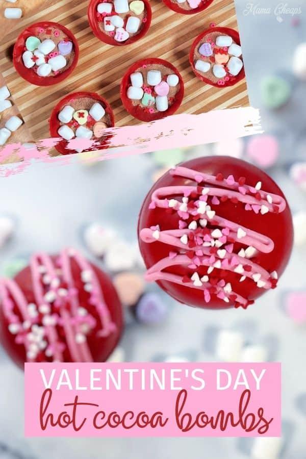 Valentine Hot Cocoa Bomb PIN