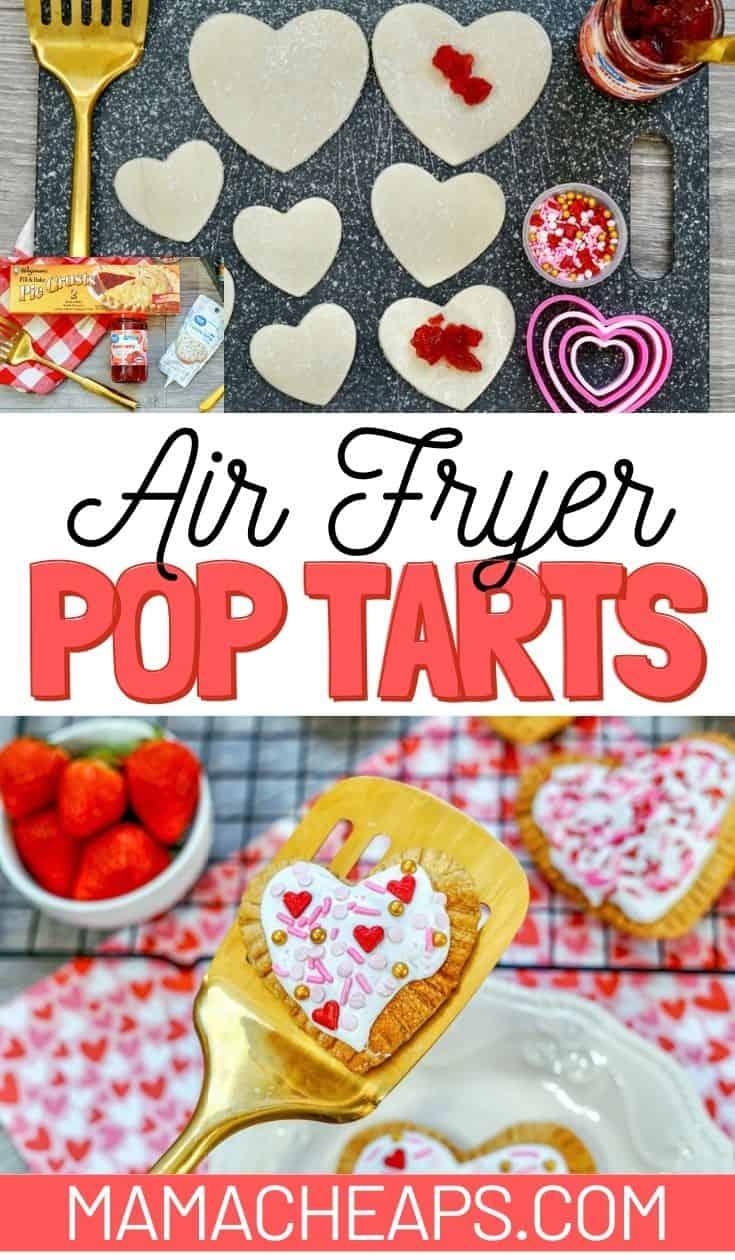 Air Fryer Pop Tarts PIN