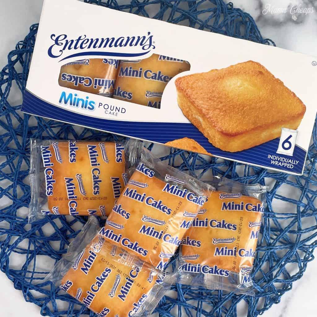 Entenmanns Mini Pound Cakes SQUARE 2