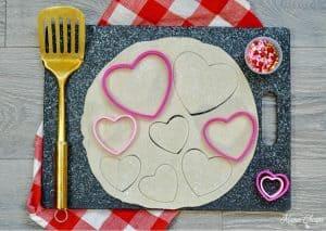 Pie Crust Dough Cookie Cutters
