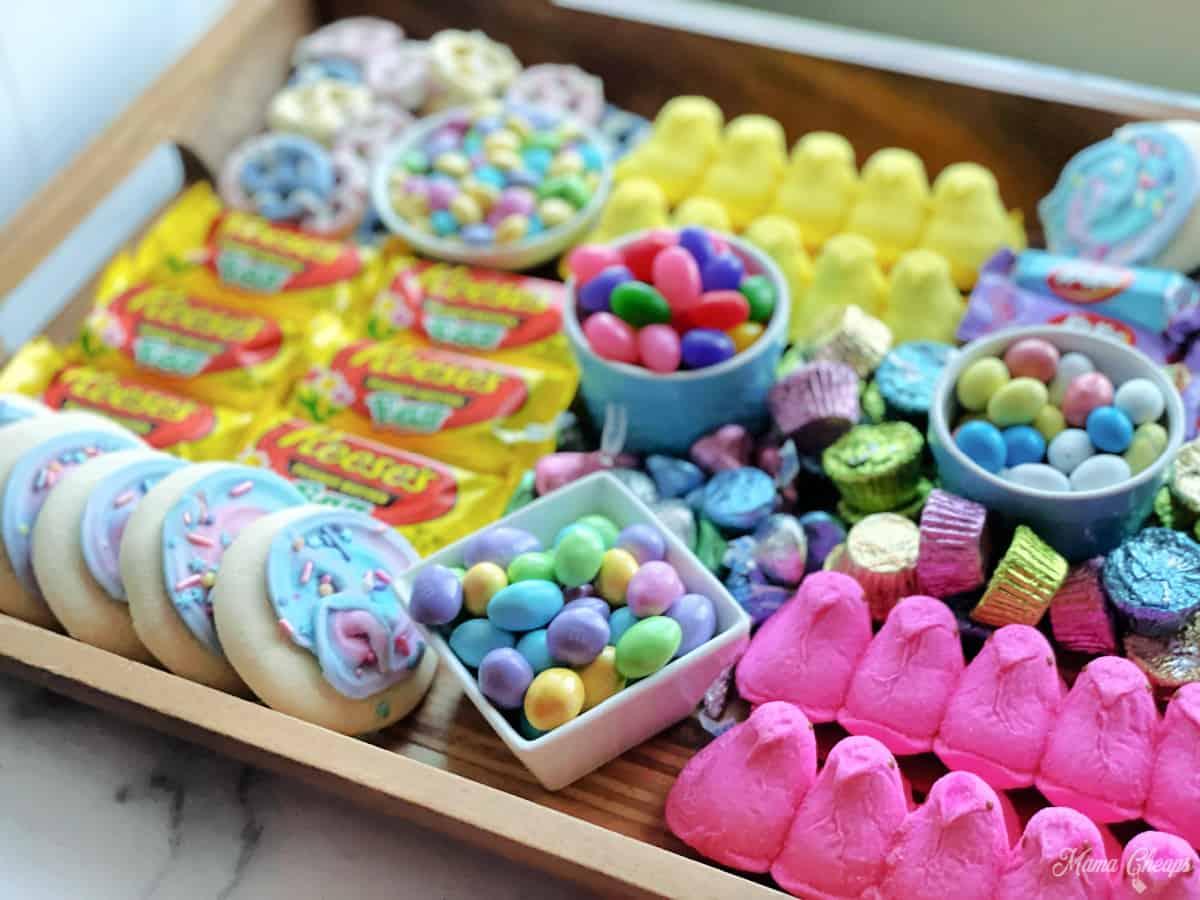 Easter Dessert Board 1
