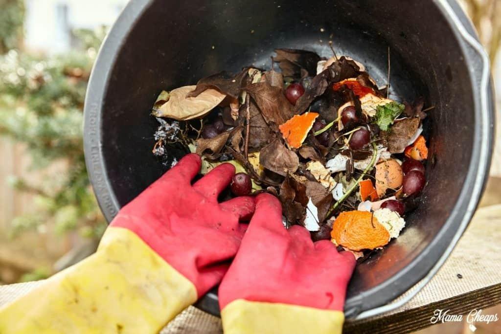home composting bin