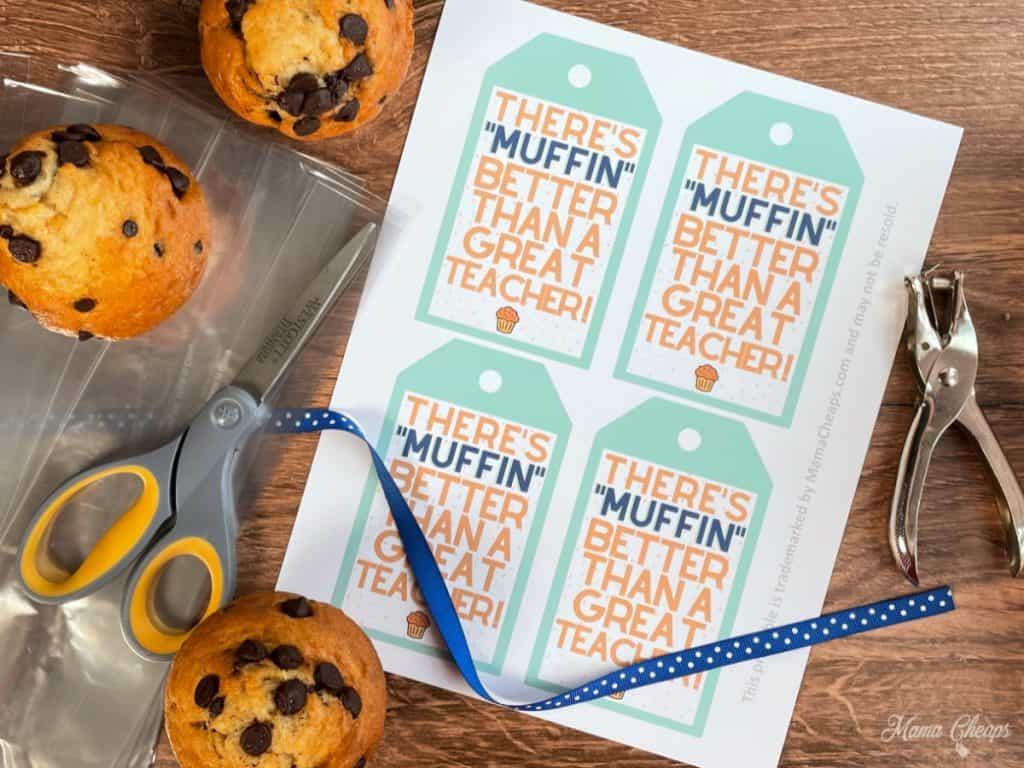 Muffin Gift Supplies