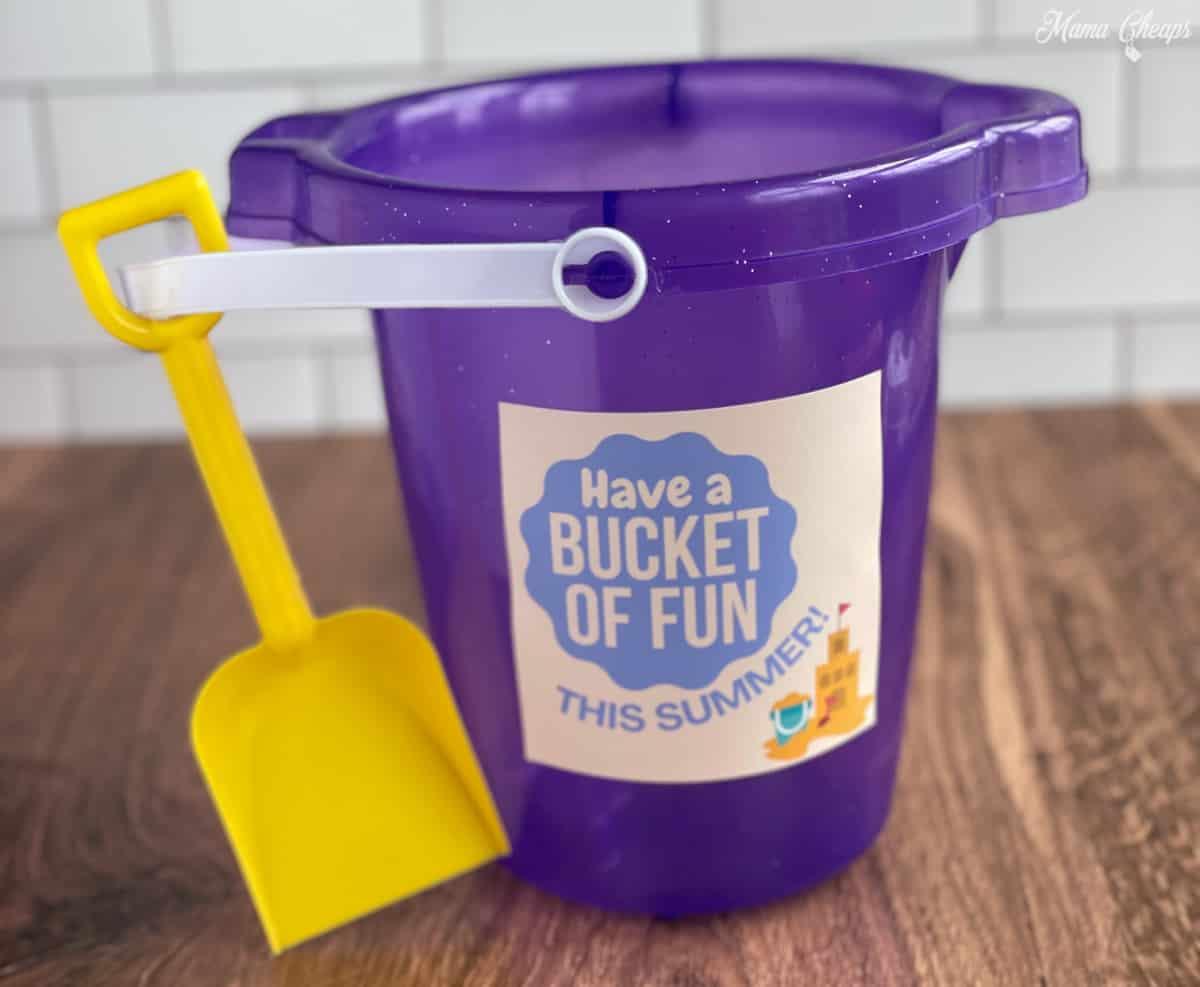 Summer Bucket Gift