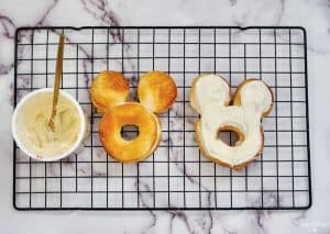 Air Fryer Donuts frosting