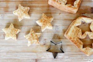 Cut Stars Sandwich