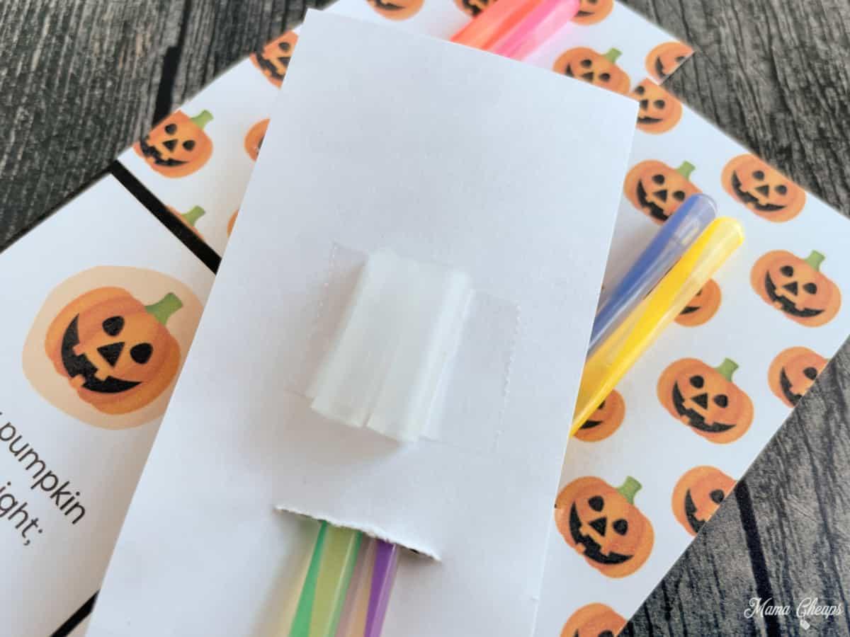 Halloween Glow Stick Connectors