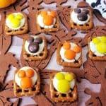 mickey mouse pretzel treats